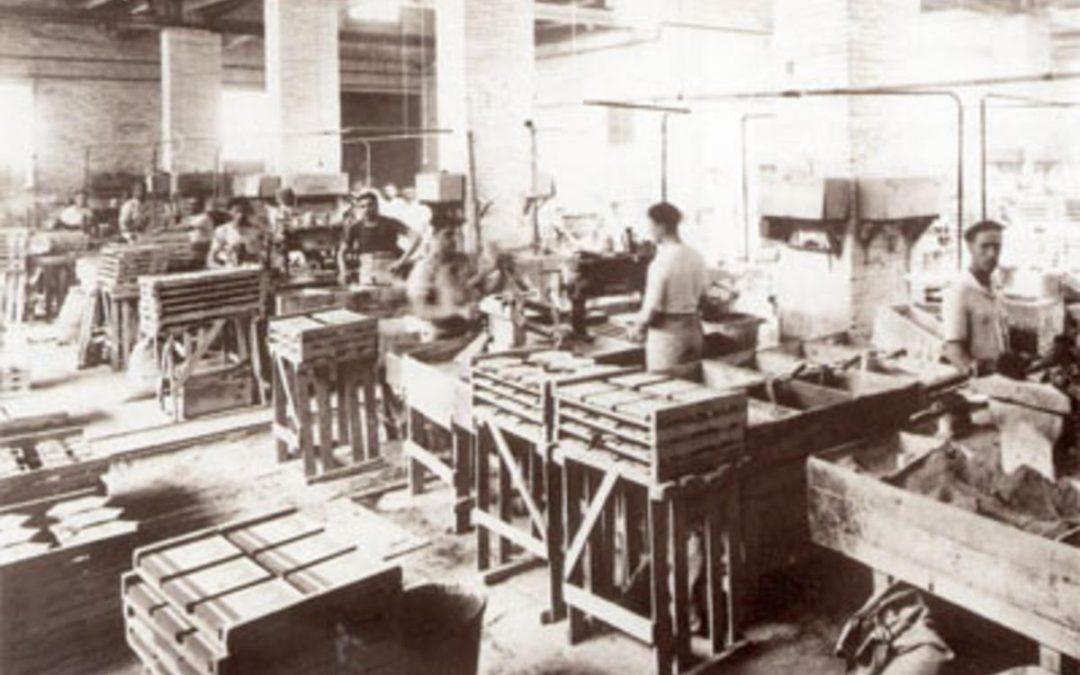 A cementlapgyártás története